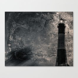 tybee lighthouse Canvas Print