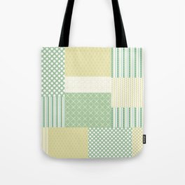 Beautiful Patch 7 Tote Bag