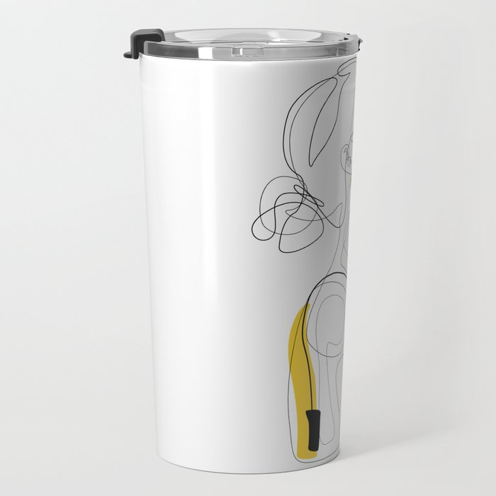 Color Beauty Travel Mug