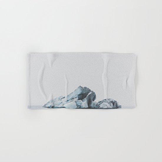 Jökulsárlón, Iceland Hand & Bath Towel