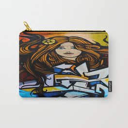Graffiti Queen  Carry-All Pouch