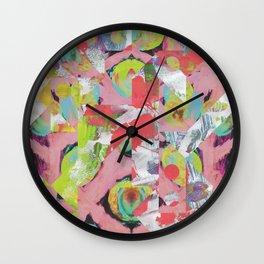 Star Larva Wall Clock