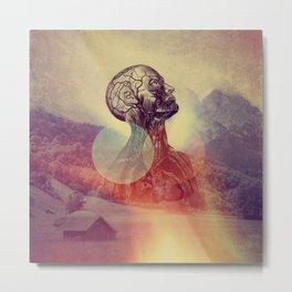 untitled 01 Metal Print