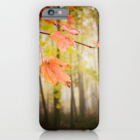 Autumn Fire iPhone & iPod Case