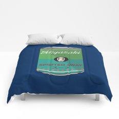 Spirited Away - Miyazaki - Special Soup Series  Comforters