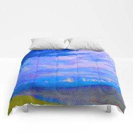 Horizon at Icacos Comforters