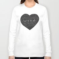 weed Long Sleeve T-shirts featuring Weed by David Ernst
