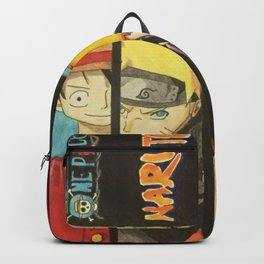 Legendary Anime Characters! Backpack