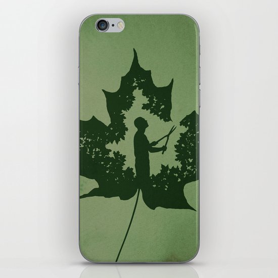 A New Leaf iPhone & iPod Skin