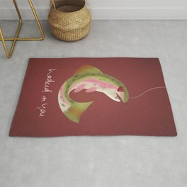 Hooked on You Rug