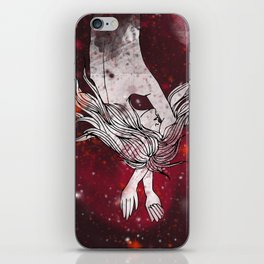 Cosmic Dreamer iPhone Skin