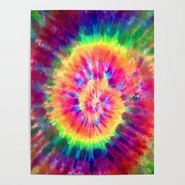 Tie-Dye Poster