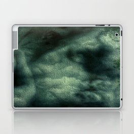 Angry Sky Laptop & iPad Skin