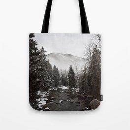 Mid Winter Tote Bag