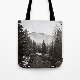 Mid Winter Tote Bag