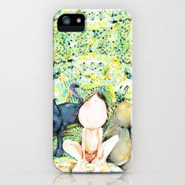 My Jungle BOOK iPhone Case