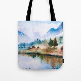 Winter scenery #16 Tote Bag