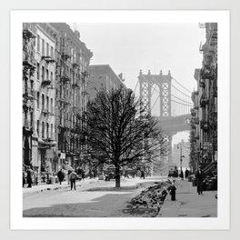 Brooklyn Growth Art Print