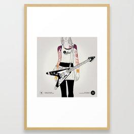PRINT Nº018 Framed Art Print