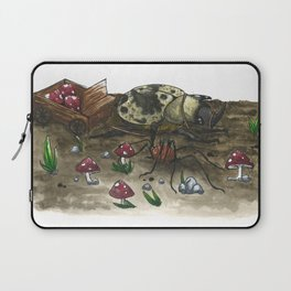 Little Worlds: The Harvest Laptop Sleeve