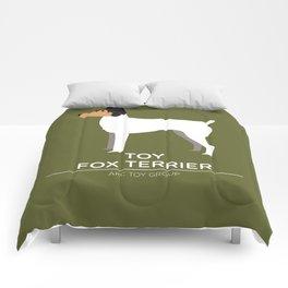 Toy Fox Terrier Comforters