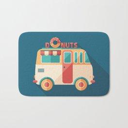 Donuts Van Bath Mat