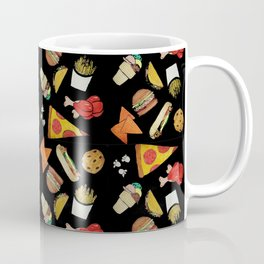 Junk Food Coffee Mug