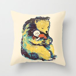 You Are My Best Friend Throw Pillow