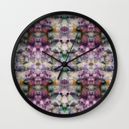Bricolage of the Present(s) I Wall Clock