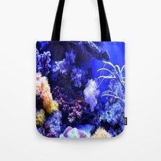 Sea creatures Tote Bag