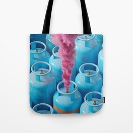 Positive Leak Tote Bag
