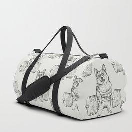 Corgi Lift Duffle Bag