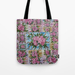 rose bouquets Tote Bag