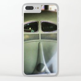Old beetle Clear iPhone Case