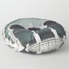 Mourisca Floor Pillow