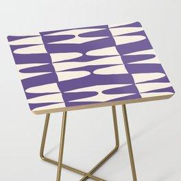 Zaha Ultra Violet Side Table