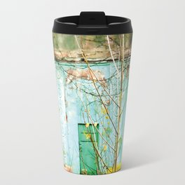 Nature finds the way inside... and outside... Travel Mug