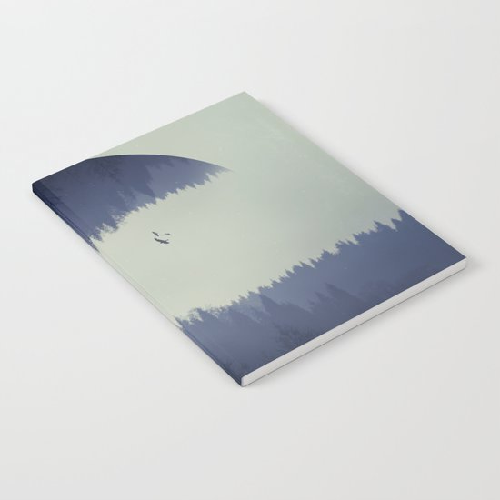 Spaces V - let it go Notebook