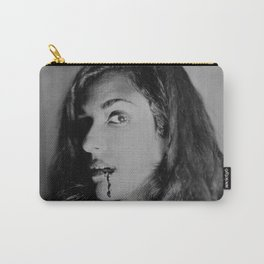 Blood Drips - 8x10 Tintype Photo Carry-All Pouch