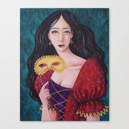 Isabelle Canvas Print