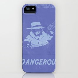 Retrogaming - Rick Dangerous iPhone Case