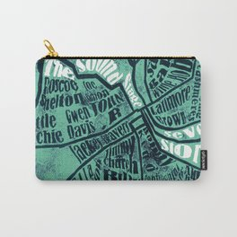 All in one place Carry-All Pouch