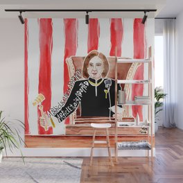 Impeached   Nancy Pelosi  Wall Mural