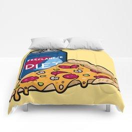 Freelancer diet Comforters