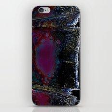 Wall of Night iPhone & iPod Skin