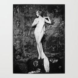 Hazel Forbes - Actress, dancer, and Ziegfeld girl Poster