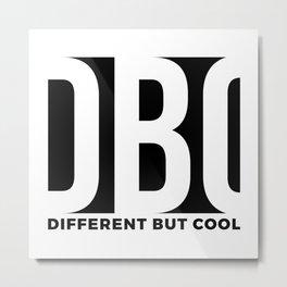 DBC Metal Print