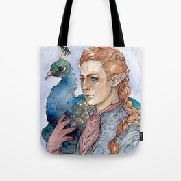 Mheris Tote Bag