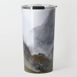Nameless Mountains Travel Mug