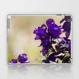 Lupin flowers on the Pyrenees Laptop & iPad Skin